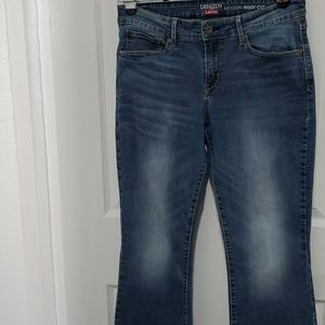 LEVI'S DENIZEN MODERN  BOOT CUT